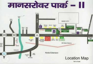 900 sqft, Plot in Earth Zone Mansarovar Enclave NH 24 Highway, Ghaziabad at Rs. 17.0000 Lacs