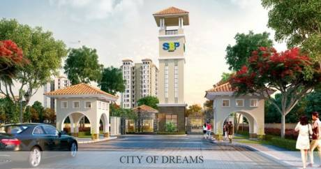 1308 sqft, 2 bhk Apartment in SBP City Of Dreams Sector 116 Mohali, Mohali at Rs. 36.9000 Lacs