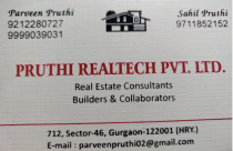 Pruthi Realtech Pvt Ltd