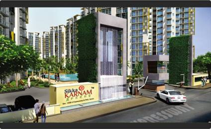 1150 sqft, 2 bhk Apartment in Sikka Karnam Greens Sector 143B, Noida at Rs. 50.6000 Lacs