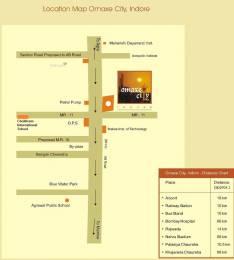807 sqft, Plot in Omaxe City Plots Maya Khedi, Indore at Rs. 11.7000 Lacs