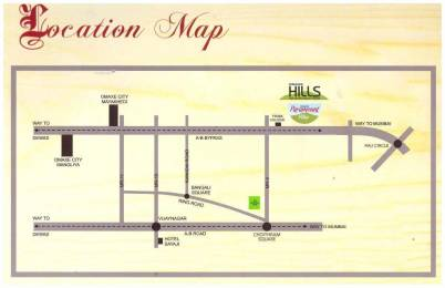 1453 sqft, Plot in Omaxe Hills Machla, Indore at Rs. 26.1540 Lacs