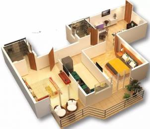 768 sqft, 2 bhk Apartment in Pyramid Urban 67A Sector 67, Gurgaon at Rs. 23.0000 Lacs