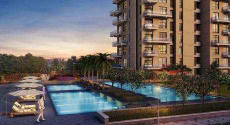 1420 sqft, 2 bhk Apartment in Vatika Lifestyle Homes Sector 83, Gurgaon at Rs. 78.0000 Lacs