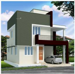 1100 sqft, 2 bhk IndependentHouse in Builder Staar Rocky garden Siruseri, Chennai at Rs. 43.5000 Lacs