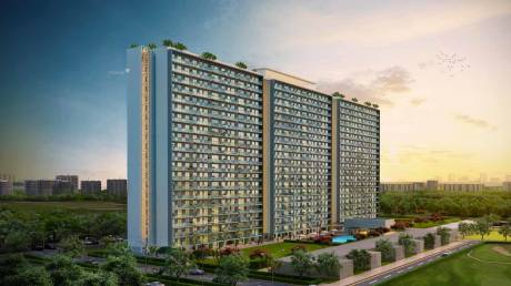 1262 sqft, 2 bhk Apartment in Godrej Nurture Phase 1 Sector 150, Noida at Rs. 65.0000 Lacs