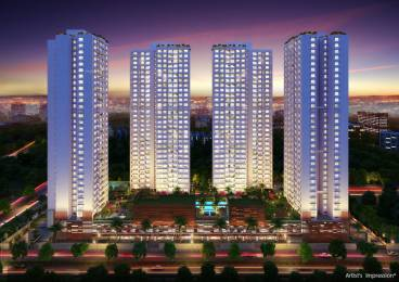 1530 sqft, 3 bhk Apartment in Builder kalptaru radiance Goregaon West, Mumbai at Rs. 2.2100 Cr