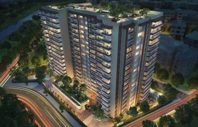 2250 sqft, 4 bhk Apartment in Builder Kalpataru Solitaire Juhu Andheri West Juhu Lane, Mumbai at Rs. 22.4900 Cr