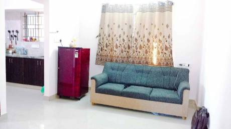 550 sqft, 1 bhk Apartment in Builder Makhtoom AAA Nallurhalli Whitefield, Bangalore at Rs. 18000