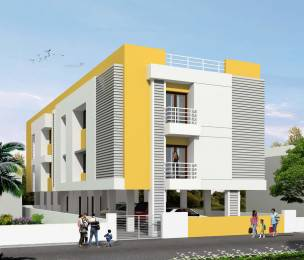900 sqft, 2 bhk Apartment in Builder saanvi bliss Nagaram Village, Hyderabad at Rs. 19.0000 Lacs