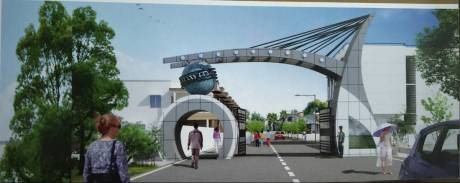 920 sqft, 2 bhk Apartment in Builder Project Vidhan Sabha Road, Raipur at Rs. 27.0000 Lacs