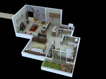 744 sqft, 2 bhk Apartment in Builder Sky Developer Kasturi New square gotal pajri Nagpur Gotal Pajri, Nagpur at Rs. 15.3650 Lacs