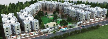 805 sqft, 2 bhk Apartment in Builder paradise hills in hingna road new nagpur Hingna, Nagpur at Rs. 16.8000 Lacs