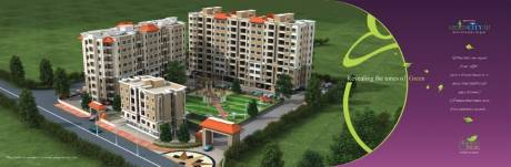 716 sqft, 2 bhk Apartment in Green City 3 Jamtha, Nagpur at Rs. 16.1100 Lacs