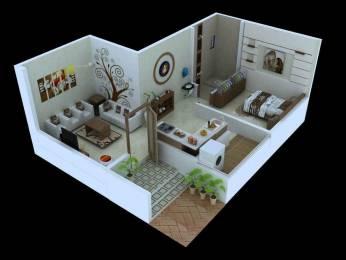 646 sqft, 1 bhk Apartment in Builder kasturi in besa road gotal pajri new nagpur Besa, Nagpur at Rs. 13.8890 Lacs