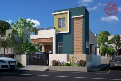 1000 sqft, 2 bhk IndependentHouse in Builder Project Ponneri, Chennai at Rs. 34.4500 Lacs