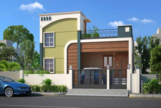 1173 sqft, 2 bhk IndependentHouse in Builder Velammal Classic City Thatchoor, Chennai at Rs. 36.5000 Lacs