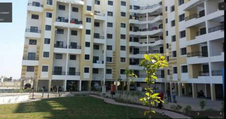 650 sqft, 1 bhk Apartment in Shivshakti Promotors And Builders Blue Berry Phase II Phursungi, Pune at Rs. 10500