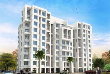 970 sqft, 2 bhk Apartment in Maloji Manjri Green Woods Phase 2 H1 Building Manjari, Pune at Rs. 13200