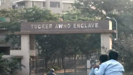 1750 sqft, 3 bhk Apartment in Builder AWHO Tuker Enclave Hadapsar, Pune at Rs. 19000