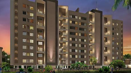836 sqft, 2 bhk Apartment in Vishal Arc Glory Hadapsar, Pune at Rs. 13000