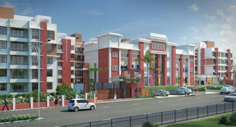 1200 sqft, 3 bhk Apartment in Builder Project Jatani, Bhubaneswar at Rs. 36.0000 Lacs
