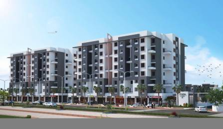 1020 sqft, 2 bhk Apartment in Atharva Nagari III Besa, Nagpur at Rs. 31.6200 Lacs