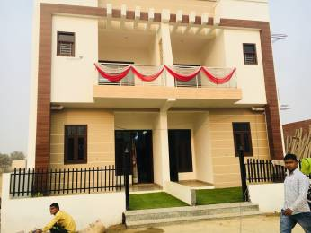 1350 sqft, 3 bhk Villa in Home Topper Developers Kamakhya Villas Luxury and independent Villas Shahberi, Greater Noida at Rs. 37.6600 Lacs