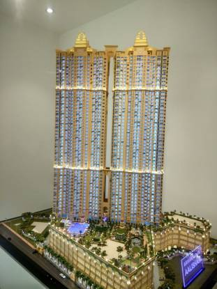 1275 sqft, 2 bhk Apartment in Arihant Superstructures Builders Clan Aalishan Sector 36 Kharghar, Mumbai at Rs. 1.2000 Cr
