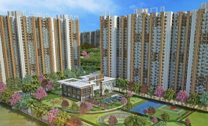 1115 sqft, 2 bhk Apartment in Builder Amrapali Dream Valley High Rise Greater Noida West, Greater Noida at Rs. 32.3350 Lacs
