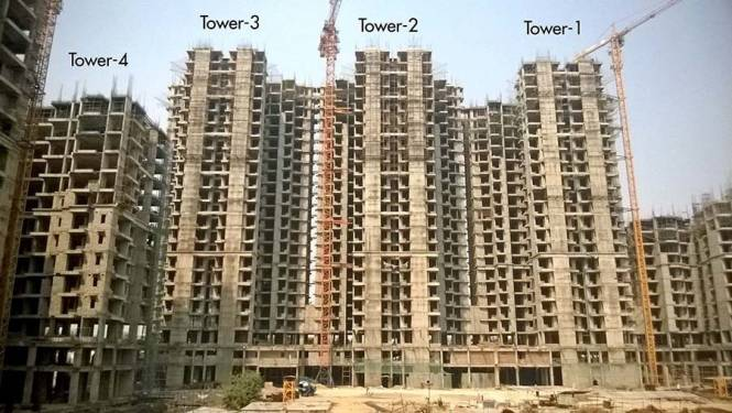 1190 sqft, 2 bhk Apartment in Unnati The Aranya Sector 119, Noida at Rs. 48.7900 Lacs