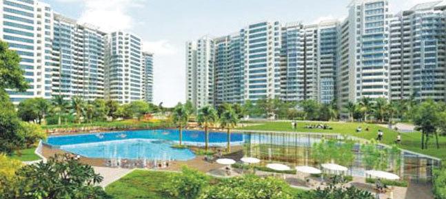 1080 sqft, 2 bhk Apartment in Nirala Estate Techzone 4, Greater Noida at Rs. 36.1800 Lacs