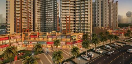 570 sqft, 1 bhk Apartment in Shri Radha Sky Park Sky Garden Phase 2 Sector 16B Noida Extension, Greater Noida at Rs. 14.0000 Lacs