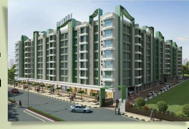 890 sqft, 2 bhk Apartment in Sumit Greendale NX Virar, Mumbai at Rs. 41.0000 Lacs