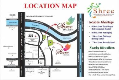 1500 sqft, Plot in Builder SHREE ENCLAVE AMAR SAHEED PATH amar shaheed path lucknow, Lucknow at Rs. 25.5000 Lacs