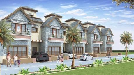 945 sqft, 3 bhk Villa in Primary Arcadia Green Home II Sector 125 Mohali, Mohali at Rs. 42.0000 Lacs