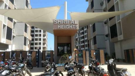 1305 sqft, 2 bhk Apartment in Balaji Shrifal Heights Urjanagar, Gandhinagar at Rs. 58.0000 Lacs