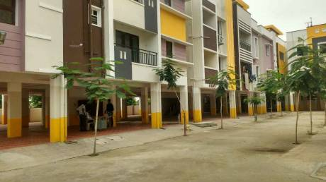 955 sqft, 2 bhk Apartment in Builder Project Gerugambakkam, Chennai at Rs. 40.0000 Lacs