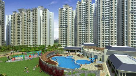 1675 sqft, 3 bhk Apartment in Ramprastha The Edge Towers Sector 37D, Gurgaon at Rs. 72.0000 Lacs