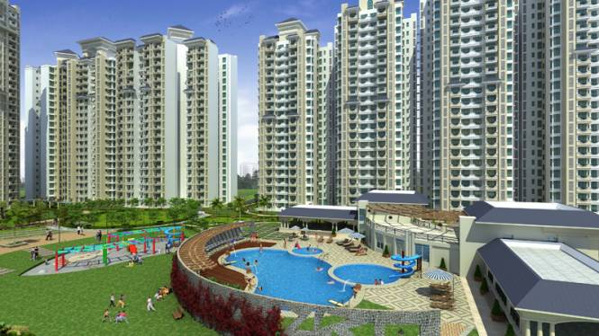 1775 sqft, 3 bhk Apartment in Ramprastha The Edge Towers Sector 37D, Gurgaon at Rs. 70.0000 Lacs