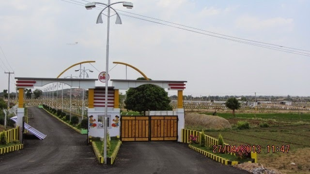 900 sqft, Plot in Builder Project Shamshabad, Hyderabad at Rs. 4.5000 Lacs