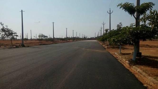 1800 sqft, Plot in Builder Project Kothur, Hyderabad at Rs. 18.0000 Lacs