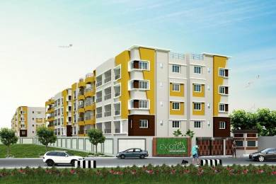 1313 sqft, 2 bhk Apartment in Builder Sidhi Exoctia Chayan Para, Siliguri at Rs. 15000