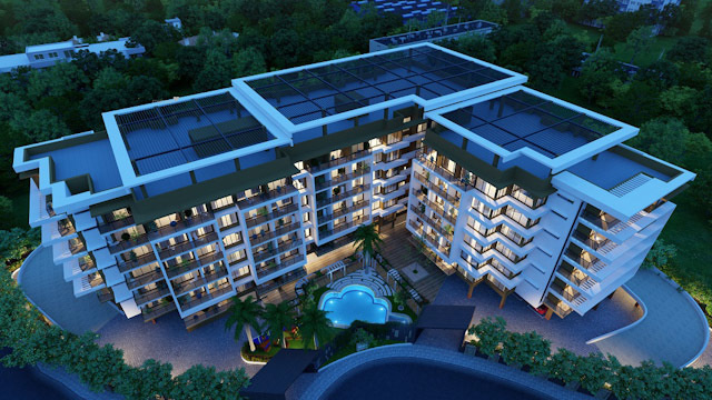 1025 sqft, 2 bhk Apartment in Builder nandagokul Bejai Kapikad Road, Mangalore at Rs. 45.0000 Lacs