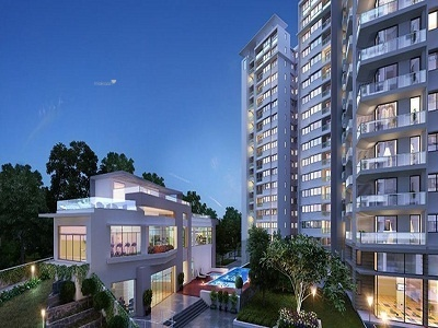 613 sqft, 1 bhk Apartment in Godrej United Mahadevapura, Bangalore at Rs. 36.7739 Lacs