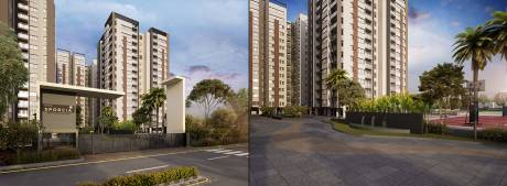 1387 sqft, 3 bhk Apartment in Arvind Sporcia Thanisandra, Bangalore at Rs. 78.0000 Lacs