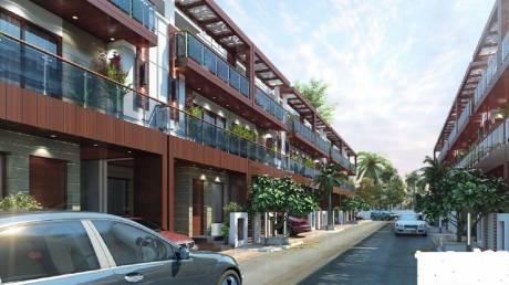 1400 sqft, 2 bhk IndependentHouse in Renowned Srishti Premium Floor Crossing Republik, Ghaziabad at Rs. 43.0000 Lacs