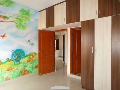 1575 sqft, 3 bhk Apartment in Akme Ballet Mahadevapura, Bangalore at Rs. 42000