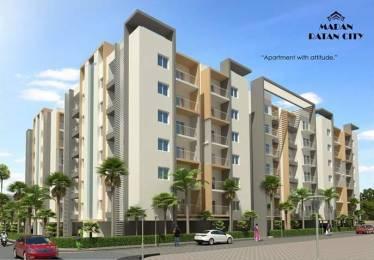 1170 sqft, 3 bhk Apartment in Emaar Madan Ratan City Manewada, Nagpur at Rs. 37.4400 Lacs
