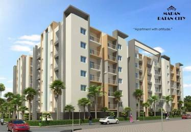 1170 sqft, 3 bhk Apartment in Builder Madan Ratan City Uday Nagar, Nagpur at Rs. 37.4400 Lacs